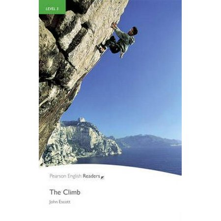 Level 3: The Climb Book and MP3 Pack (Pearson English Graded Readers) (Paperback) (Climbing Soft Shell)