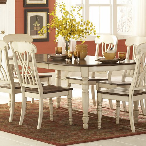 Homelegance Ohana Dining Table with Leaf