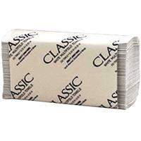 Classic 899999 C-Fold Paper Towel, 10-1/4 x 13-1/4 in, White