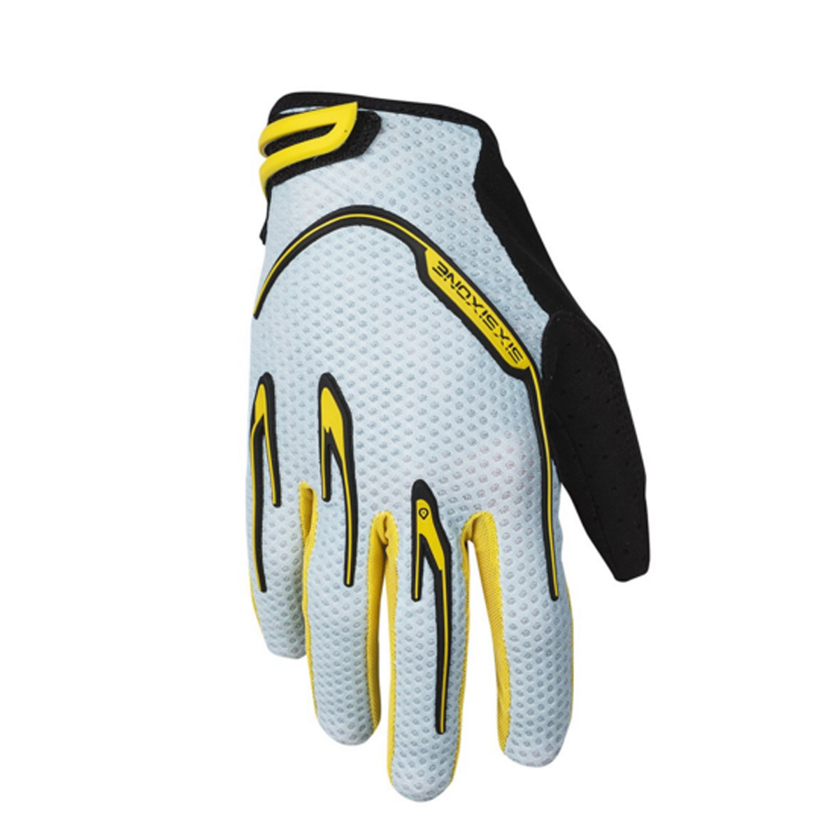 SixSixOne 2016 Men's Recon Full Finger Mountain Cycling Gloves - 6983