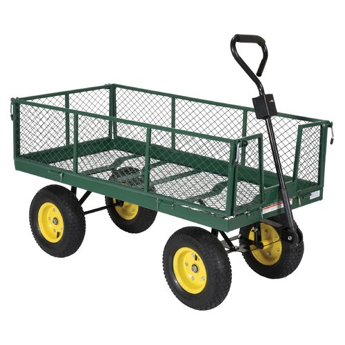 Vestil 1000 lb. Capacity Platform Dolly