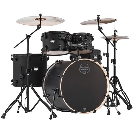 Mapex Mars Series 5-Piece Rock Drum Shell Pack - (Series 5 Piece Drum)