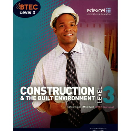 Construction & the Built Environment : Btec National, Level 3