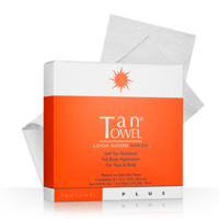 Tan Towel Self-Tan Towelette, 5 each