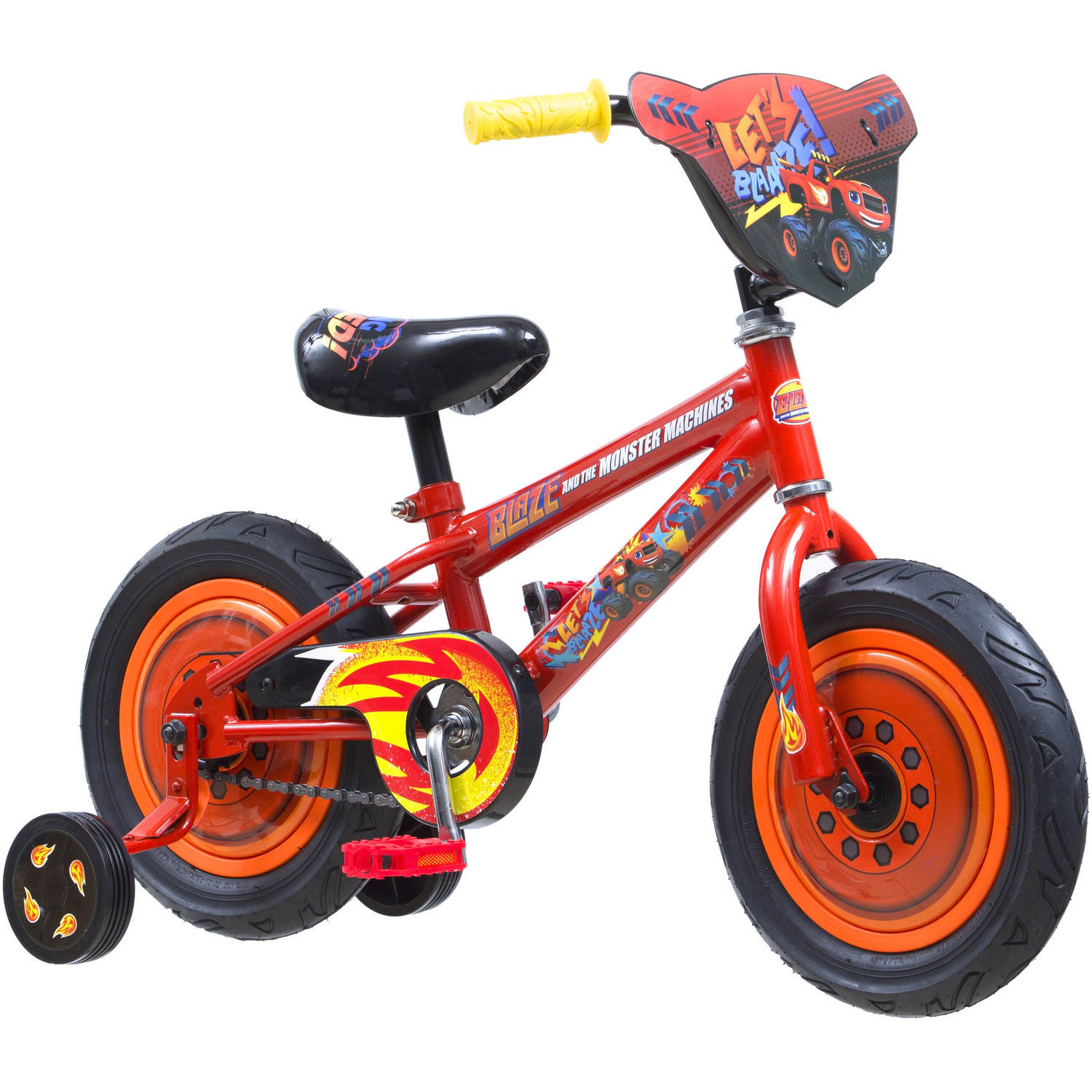"12"" Blaze and the Monster Machines Kids' Bike by Pacific Cycle"