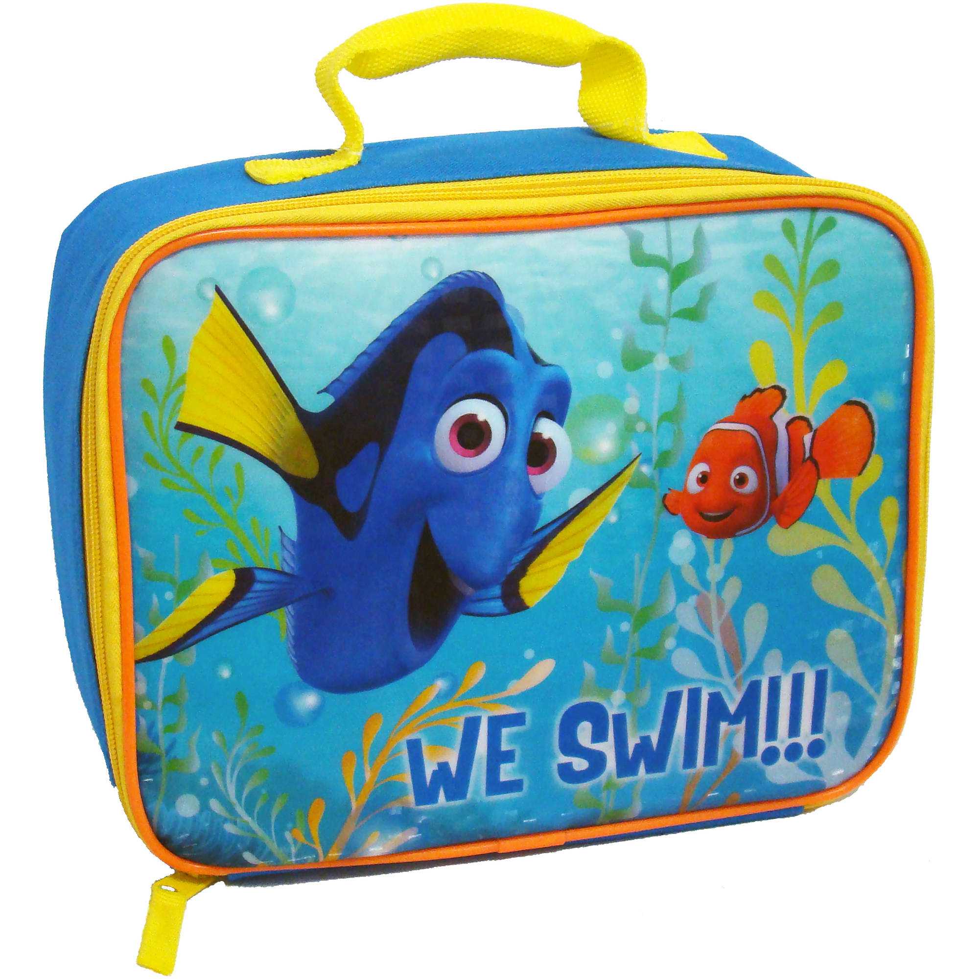 Disney Finding Dory Square Lunch Kit, Boy
