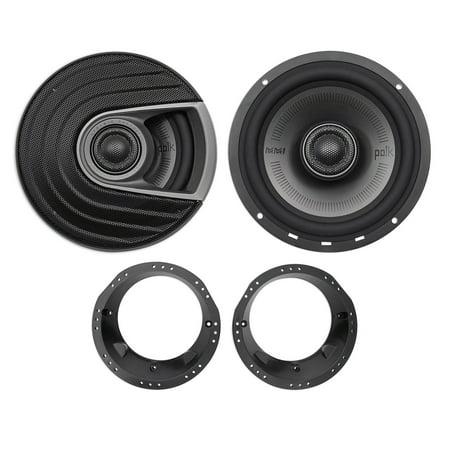 1998-2013 Harley Davidson FLHT FLHTC Polk Audio Factory Speaker Replacement
