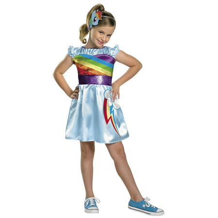 Disguise Costumes My Little Pony Rainbow Dash TV Classic Costume](My Little Pony Rainbow Dash Costume)