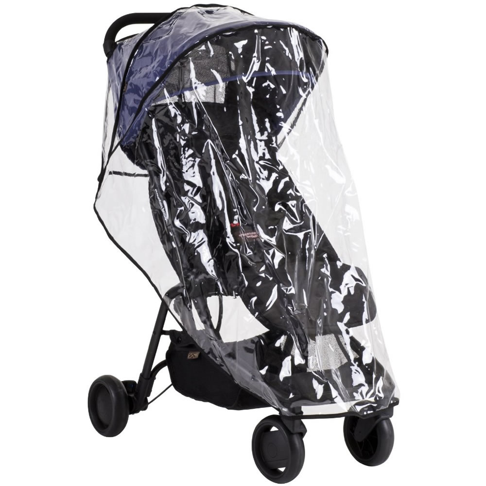 NEW White Mosquito Bugs Net Mesh Cover Baby Bassinet for MOUNTAIN BUGGY stroller