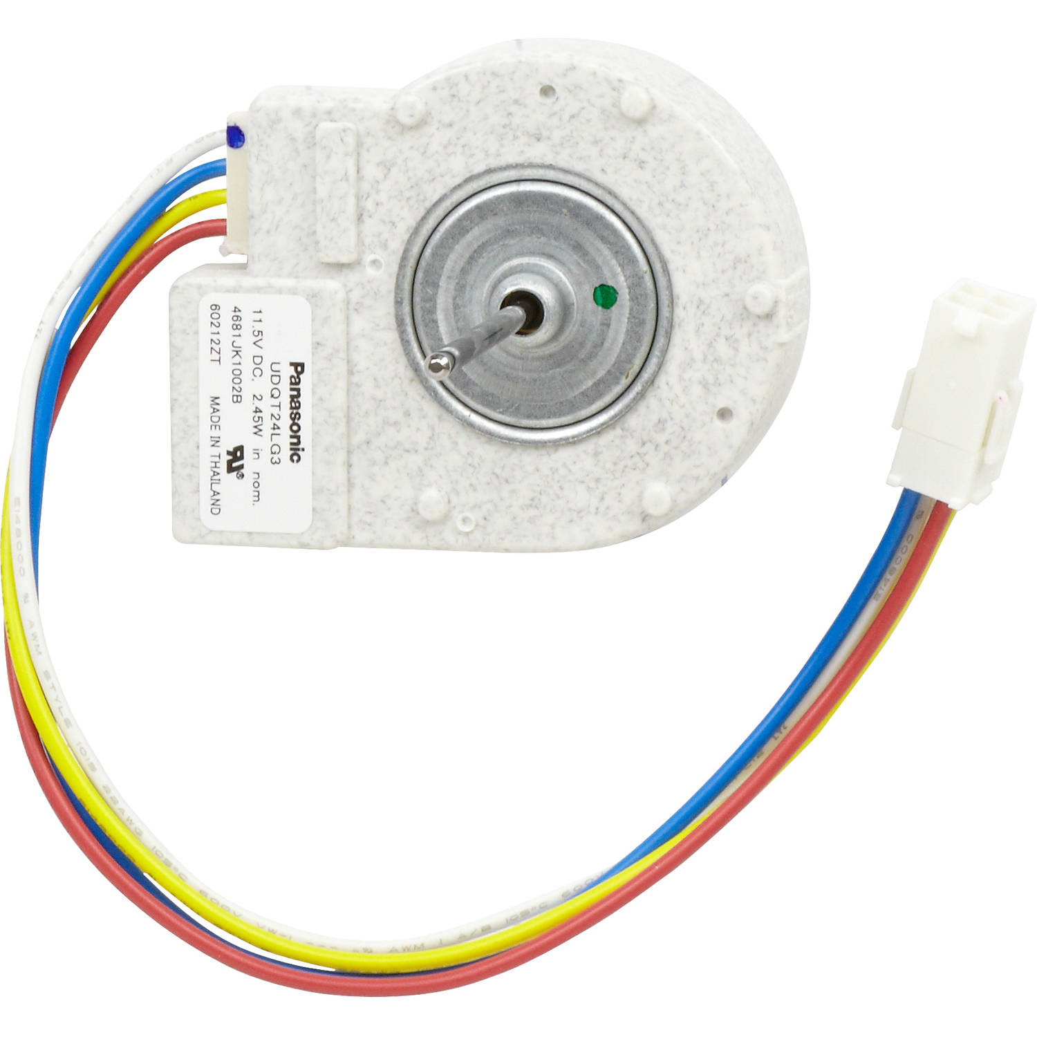 General Electric WR84X10055 Condenser Fan Motor