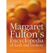 Margaret Fulton's Encyclopedia Of Food And Cookery - eBook