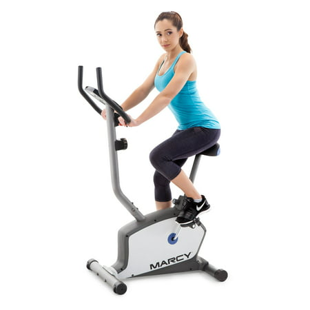 Marcy NS-1201U Magnetic Resistance Upright Exercise Bike
