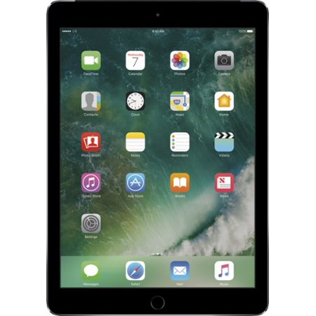 Apple MNW12LL/A iPad Air with Wi-Fi + Cellular 32GB (Verizon Wireless) Space Gray