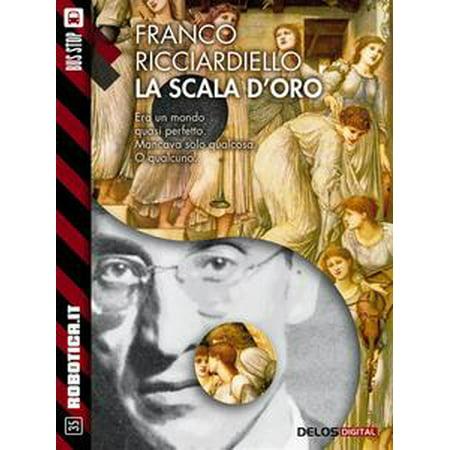 La Scala Eight Light (La scala d'oro - eBook )