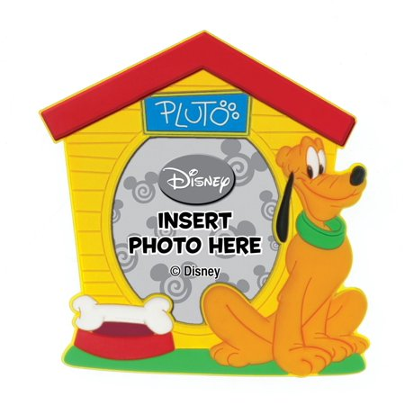 Magnet Photo Frame - Disney - Soft Touch Pluto New Gifts Toys