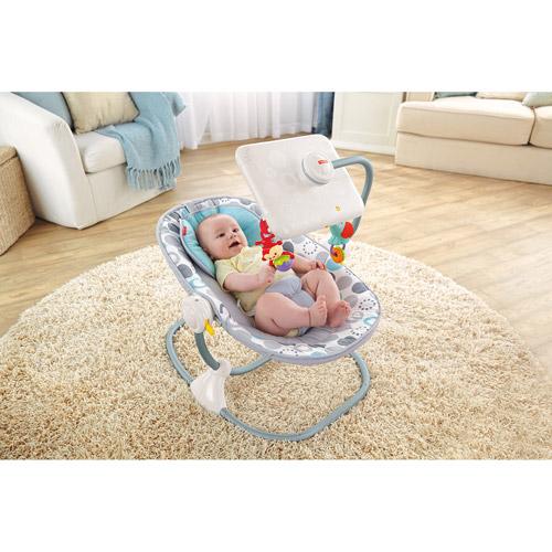 "Fisher-Price Newborn-to-Toddler Apptivity"" Seat for iPadᅡᆴ device"