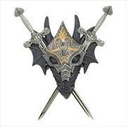 SWM 39269 Armored Dragon Wall Crest