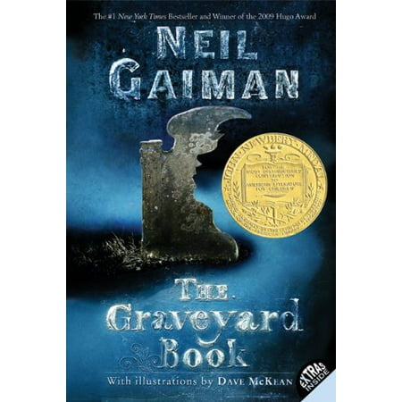 The Graveyard Book - image 1 of 1