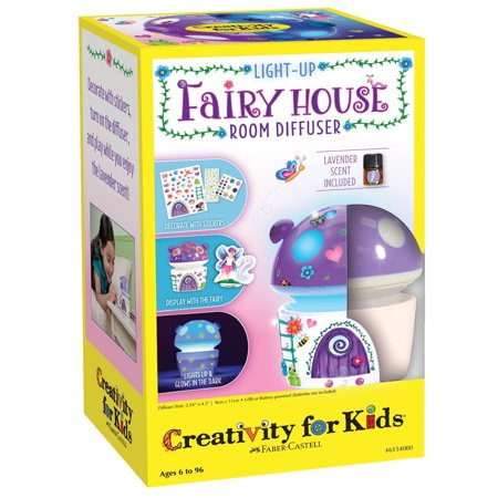 Fairy Craft (Fairy House Room Diffuser - Craft Kit by Creativity for)