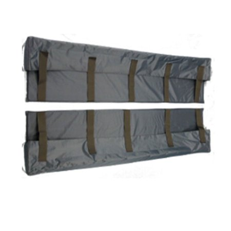"""Hermell bed rail pad, 30"""" x 18"""" x 1"""" part no. br3018 (2/package)"""
