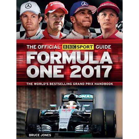 Official Halloween Date 2017 (The Official BBC Sport Guide: Formula One 2017)