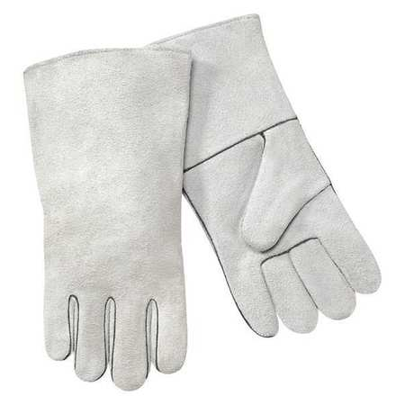 "STEINER Welding Gloves,Stick,14"",L,PR 02209-L"