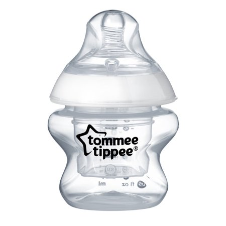 Special Order Bottles - Tommee Tippee Closer to Nature First Feed Baby Bottle, 5 ounce