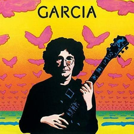 Jerry Garcia - (Compliments Of) - Vinyl Jerry Garcia Modern Furniture