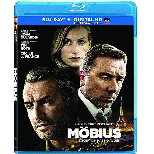 Mobius (Blu-ray + Digital HD) (With INSTAWATCH) (Widescreen)