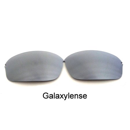 Half Wire 2.0 Polarized (Galaxy Replacement Lenses For-Oakley Half Wire 2.0 Silver Polarized)