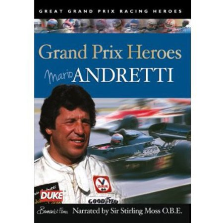 Mario Andretti: Grand Prix Hero (DVD)