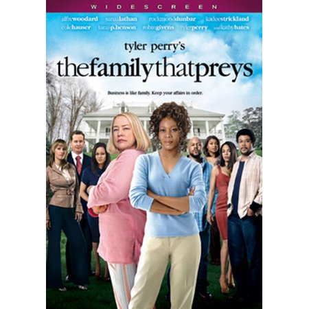 Tyler Perry's The Family That Preys (DVD)](Halloween Ii Tyler Bates)
