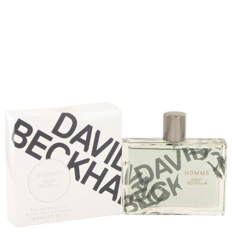 David Beckham Men's Eau De Toilette Spray 2.5 Oz