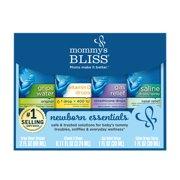 Mommy's Bliss Newborn Essentials Baby Gift Set, Newborn, 4 Count