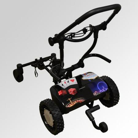 Electric Golf Caddy >> Caddytrek R2 Caddywraps Smart Robotic Electric Golf Caddy