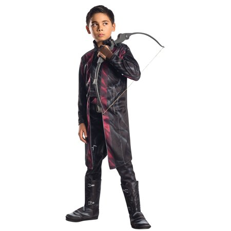 Avengers 2 Hawkeye Bow and Arrow Child Costume Prop One - Blow Costume
