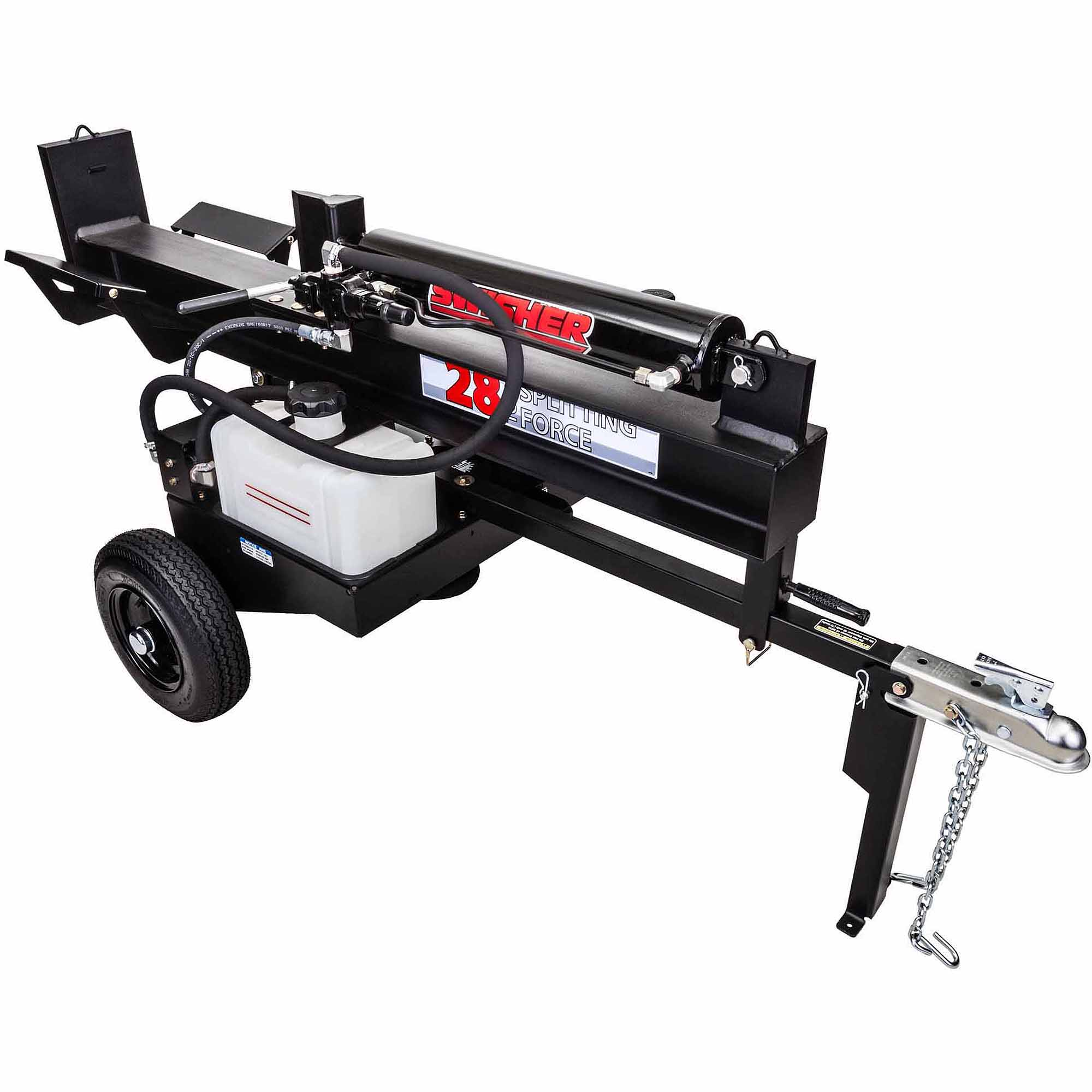10.5 HP 28-Ton Log Splitter by Swisher Acquisition, Inc