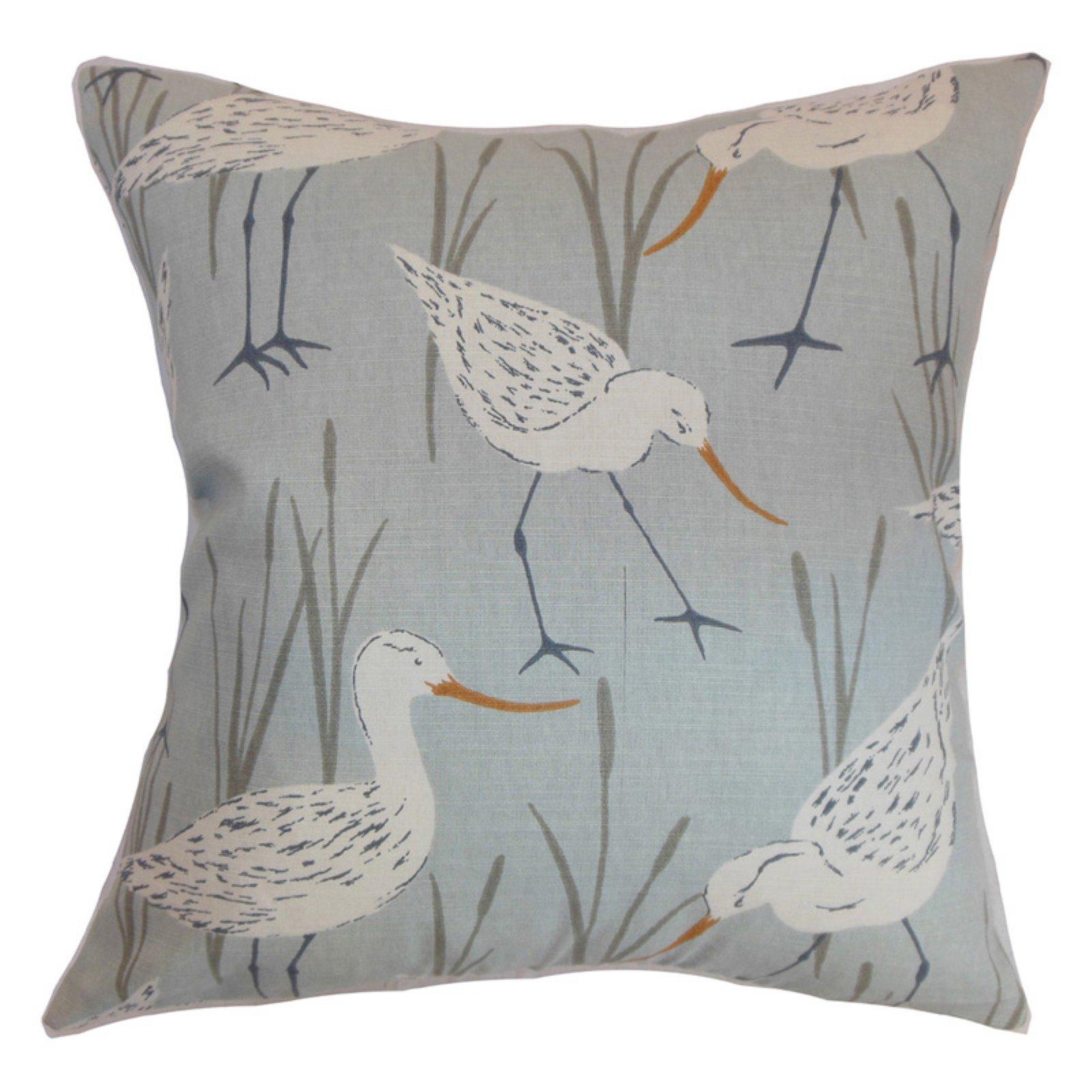 The Pillow Collection Joensuu Animal Pillow