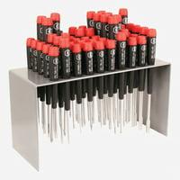 Wiha 92189 50 Piece Master Technicians Bench Top Screwdriver Set - Pentalobe