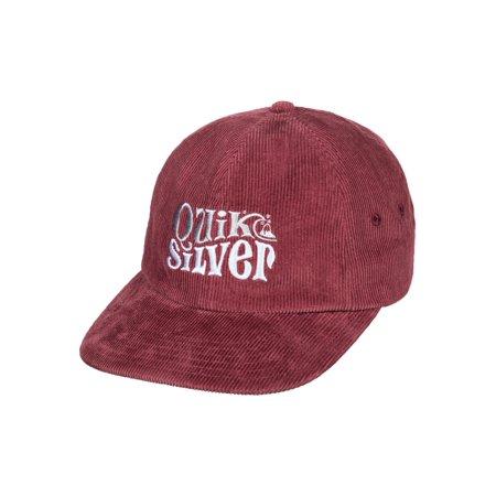 Red Monkey Caps (Quiksilver Men's Dually Hat)