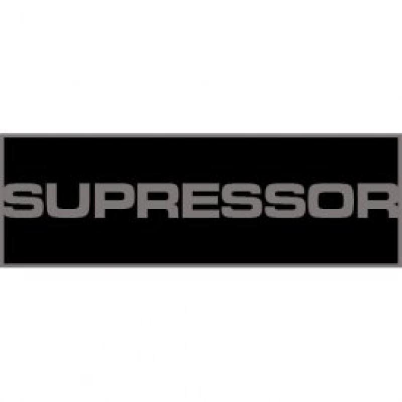 Suppressor Patch - Large - paintball apparel