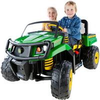 Peg Perego John Deere Gator XUV 12-volt Battery-Powered Ride-On - Green or Camo