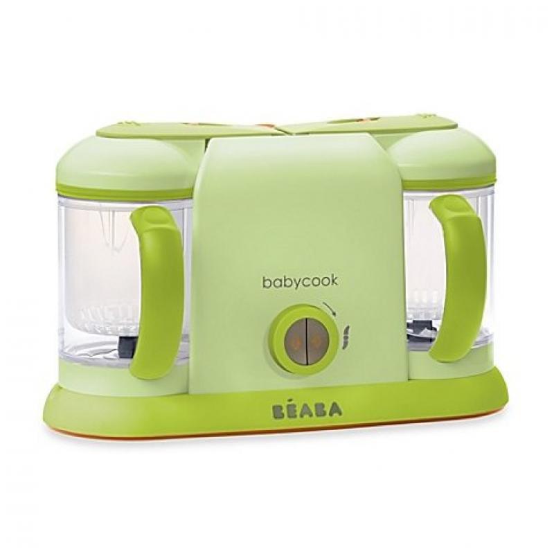 BEABA Babycook Pro 2X Baby Food Maker in Sorbet