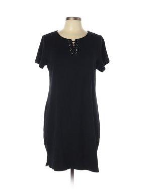 Pre-Owned Karen Scott Sport Women's Size L Casual Dress