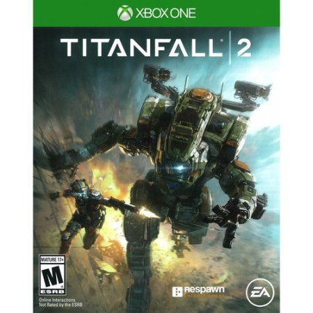Titanfall 2, Electronic Arts, Xbox One, 014633368758