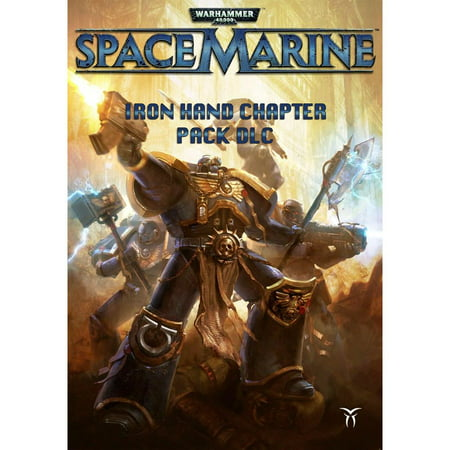 Warhammer 40,000 : Space Marine - Iron Hand Chapter Pack DLC, Sega, PC, [Digital Download],