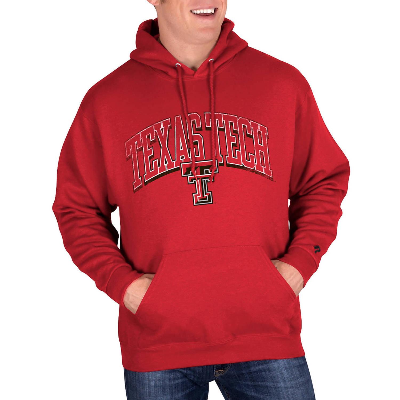 NCAA Texas Tech Red Raiders Big Mens Classic-Fit Pullover Hood