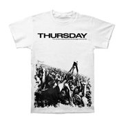 Thursday Men's  Compassion T-shirt White