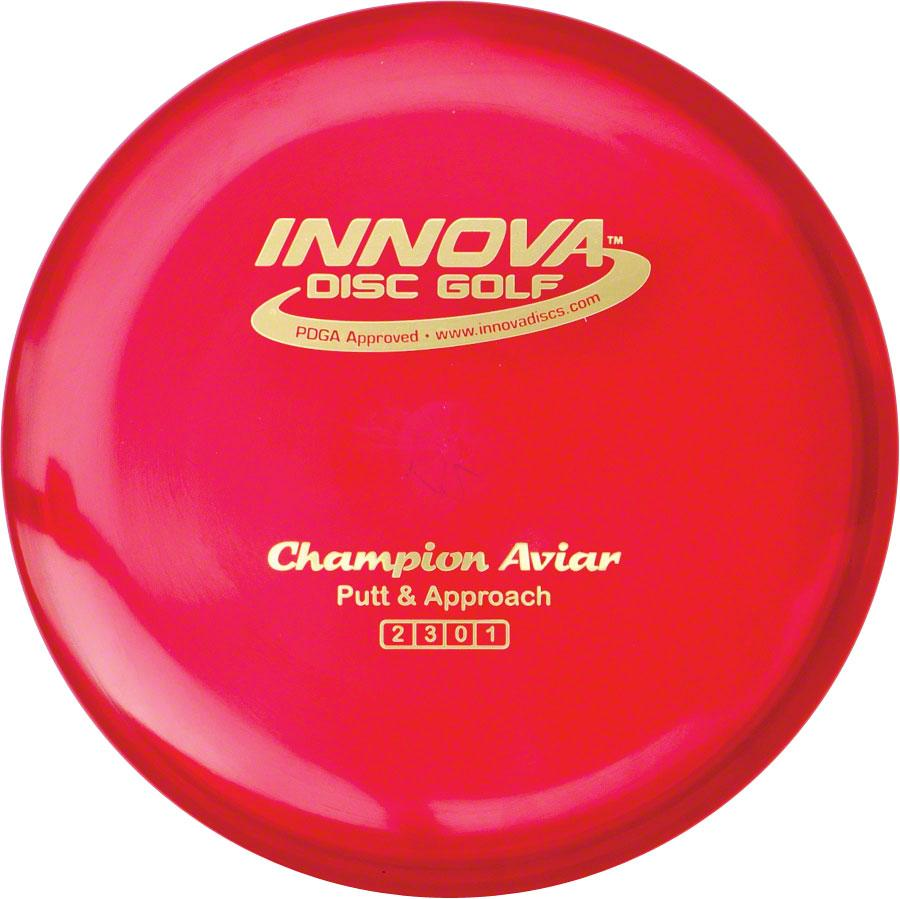 Innova Aviar Champion Putter Golf Disc: Assorted Colors