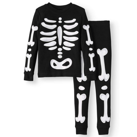 861ce6df22ef Komar Kids - Halloween Skeleton Tight Fit Pajamas